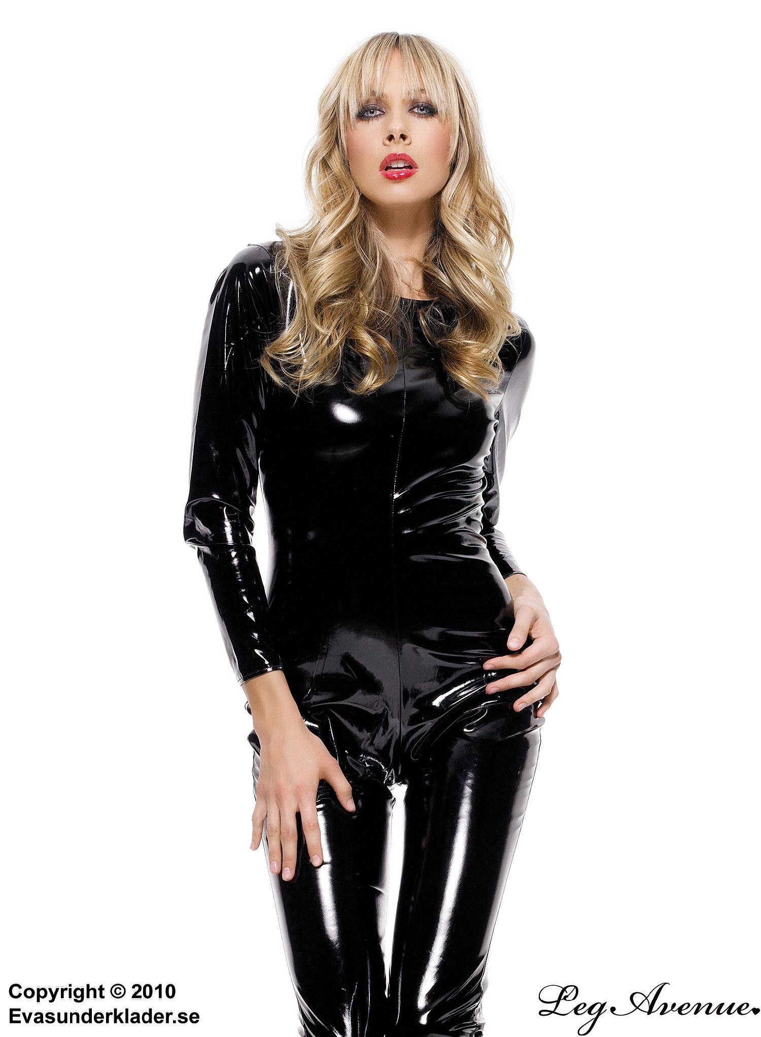 underkläder rea latex klänning